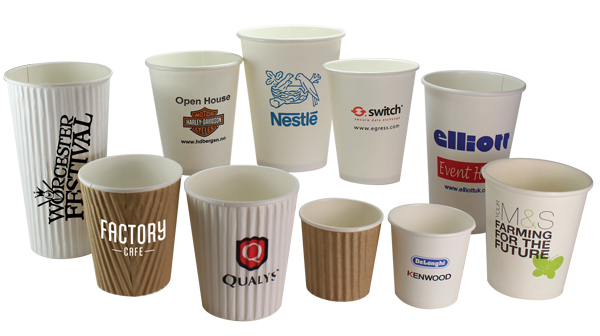 custom paper cups uk Custom labels custom stamps name  disposable 16oz paper hot cup for serving  keeps hot drinks hotter and cold drinks colder for much longer than paper cups.