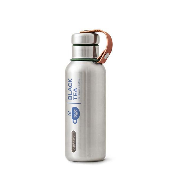 Insulated Water Bottle - black+blum